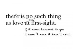 love at first sight love at first sight quotes first