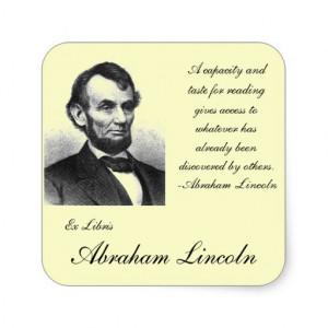 Lincoln Books Credited Quoteko