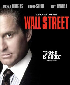 Wall Street poster art