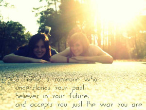Touching Best Friend Quotes