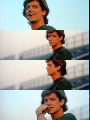 Eric Stoltz in Some Kind of Wonderful - I really loved this movie when ...