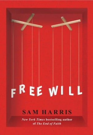 Sam Harris on Free will and preferences