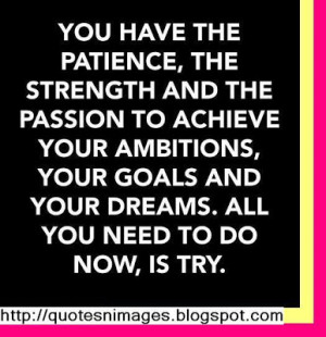 Quotes About Achieving Dreams And Goals