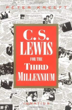 ... Lewis for the Third Millennium : Six Essays on the Abolition of Man