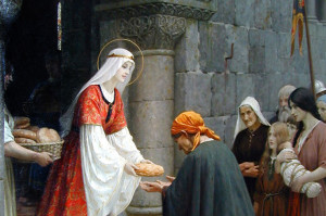 Catholic Quote of the Day — from St. Elizabeth of Hungary, Religious