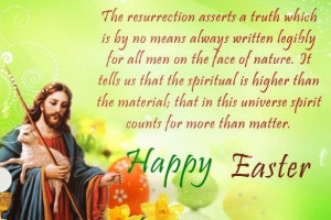 Happy Easter 2014: Inspirational Quotes & Sayings For Easter Sunday
