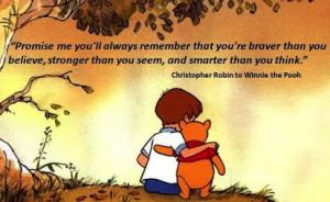 Winnie The Pooh Sayings