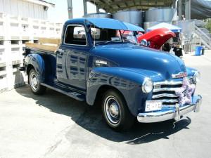 Chevrolet Pickup Truck For