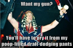 Ted Nugent to be guest of Rep Steve Stockman at Obama's State of the ...