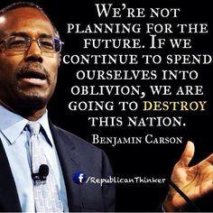 Quotes- Dr Ben Carson