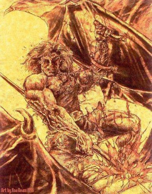 Beowulf: The Great Warrior