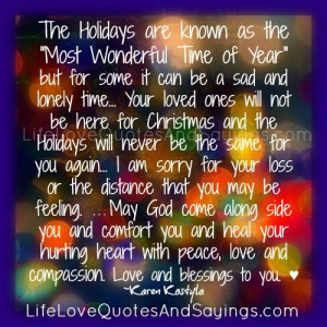 Most Wonderful Time of Year.. - Love Quotes And SayingsLove Quotes