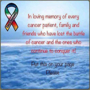 In Loving Memory Of Every Patient