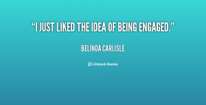 Quotes About Being Engaged