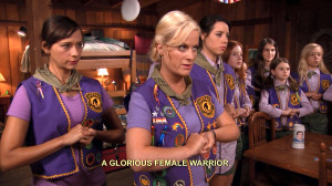 ... parks and rec amy poehler feminism leslie knope Goddess Pawnee Rangers