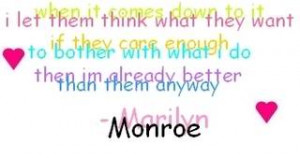 Myspace Graphics > Quotes > im better than them Graphic