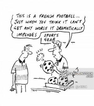 football cartoons, French football cartoon, funny, French football ...