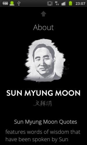 Sun Myung Moon Quotes - screenshot