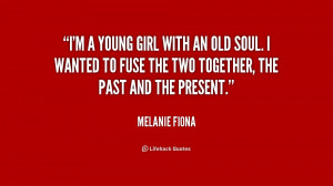 Young Girl Quotes