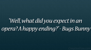 bugs bunny quote