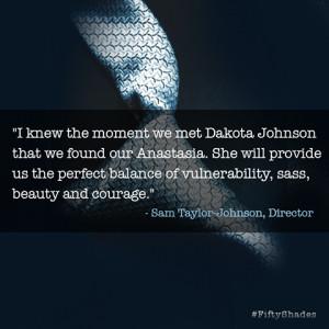 ... Taylor-Johnson-Comments-on-Casting-Dakota-Johnson-as-Anastasia-Steele