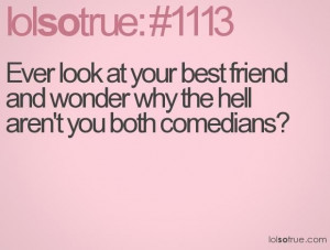 Funny friendship quotes to make you laugh (5)