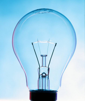 traditional light bulbs are known as filament or incandescent light