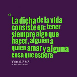 quotes en espanol de la vida
