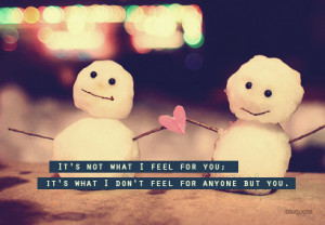 ... snow people snow heart feel love love quotes love quotes sayings