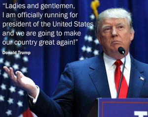 Donald Trump's most outrageous quotes from his presidential nomination ...
