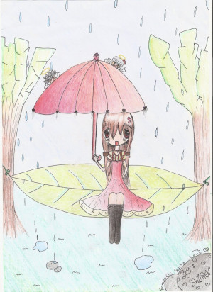 Romantic Rainy Day