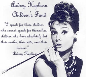 Audrey Hepburn Quote Audrey Hepburn Quotes Breakfast At Tiffanys