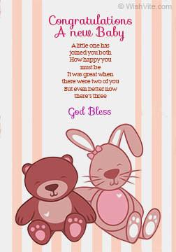 Newborn Baby Girl Wishes Quotes