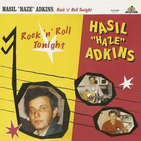 Hasil Adkins Rock 39 n 39 Roll Tonight LP