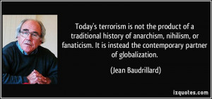 ... Jean Baudrillard Information Live Meaning World Meetville Quotes
