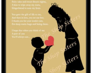 Mothers Day Poems From A Son To A Mother
