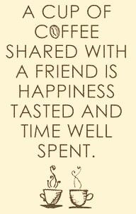 Happiness through friends and family