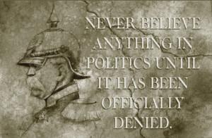 Read the best Otto von Bismarck quotes . Quotes by Otto von Bismarck ...