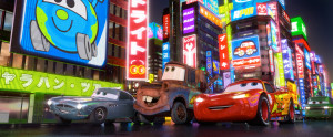 Cars 2 Inspired by European Travel