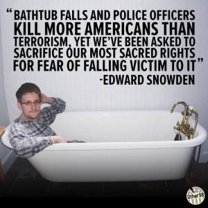 Edward Snowden. #teamsnowden
