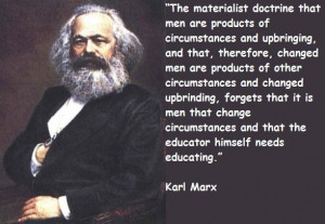 Karl marx quotes 6