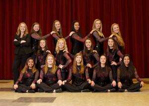 South West High School Dance Team