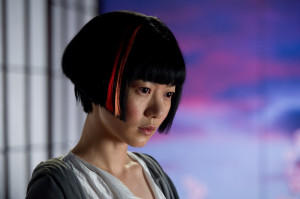 First still of Bae Doona on