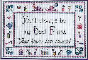 Best Friend (Sassy Sayings) - ]