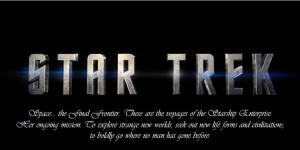 Star Trek Enterprise Banner w/ quote 2 by Wlydfyr123
