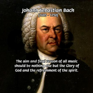 Bach Quotes