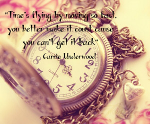 made this quote so small by carrie underwoodVintage Clocks, Vintage ...