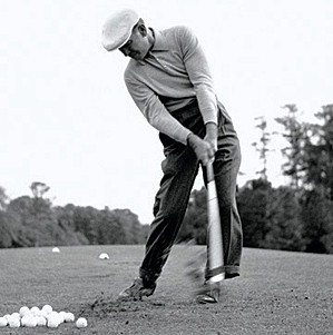 Hogan golf swing – slow motion practice, The Solar Sweetspot, Golf ...