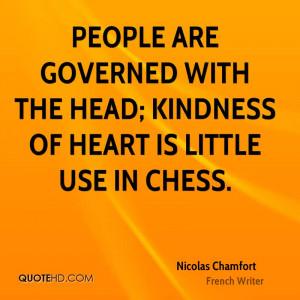 Nicolas Chamfort Quotes