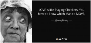 Moms Mabley Quotes